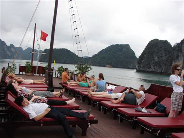 Halong Imperial Cruise 8