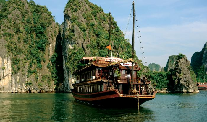 Halong Imperial Cruise 5