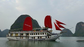 V'Spirit Cruises - Halong Bay Deluxe Cruises, V'Spirit Cruises On Halong,VSpirit HaLong Bay Tours - 웹