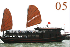 Ha Long Bay - Pheonix Cruise